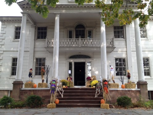 Halloween at Morris Jumel Mansion