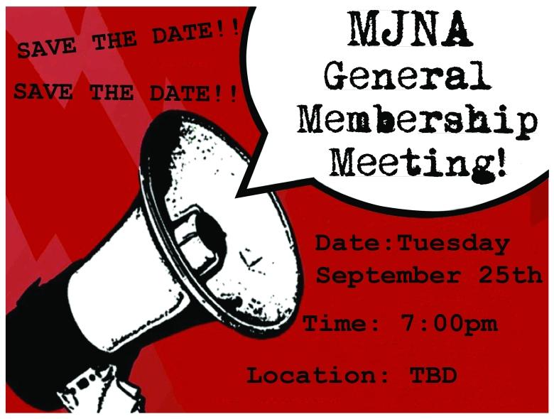 MJNA meeting